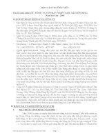 Báo cáo thường niên năm 2006 - Công ty Cổ phần Nhiên liệu Sài Gòn