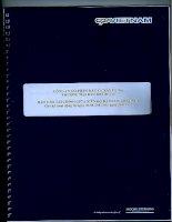 Báo cáo tài chính quý 2 năm 2012 (đã soát xét) - Công ty cổ phần Đầu tư Xây dựng Thương mại Dầu khí-IDICO