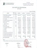 Báo cáo KQKD quý 4 năm 2013 - Công ty Cổ phần Mía đường Nhiệt điện Gia Lai
