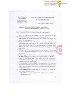 Báo cáo tài chính công ty mẹ quý 2 năm 2014 - Công ty Cổ phần Sơn Hà Sài Gòn