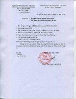 Báo cáo tài chính năm 2014 (đã kiểm toán) - Công ty cổ phần Sách Giáo dục tại T.P Hồ Chí Minh