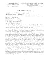 Báo cáo thường niên năm 2011 - Công ty Cổ phần Sông Đà 10