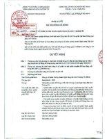 Nghị quyết đại hội cổ đông ngày 21-6-2011 - Công ty Cổ phần Chứng khoán Ngân hàng Sài Gòn Thương Tín