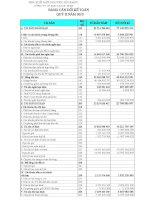 Báo cáo tài chính quý 2 năm 2010 - Công ty cổ phần Sách Giáo dục tại T.P Hồ Chí Minh