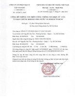 Nghị quyết Hội đồng Quản trị - Công ty Cổ phần Đại lý Vận tải SAFI