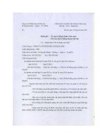 Báo cáo tài chính quý 1 năm 2015 - Công ty Cổ phần Dệt lưới Sài Gòn