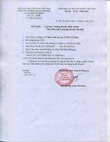 Báo cáo tài chính quý 4 năm 2014 - Công ty cổ phần Sách Giáo dục tại T.P Hồ Chí Minh
