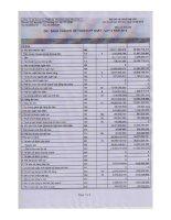 Báo cáo tài chính hợp nhất quý 2 năm 2015 - Công ty Cổ phần Sách và Thiết bị trường học Tp. Hồ Chí Minh