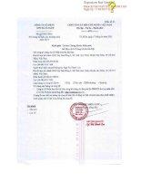 Báo cáo thường niên năm 2014 - Công ty Cổ phần Sơn Hà Sài Gòn