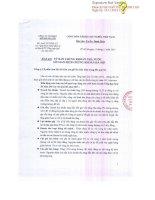 Báo cáo tài chính công ty mẹ quý 3 năm 2014 - Công ty Cổ phần Sơn Hà Sài Gòn