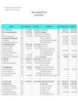 Báo cáo tài chính quý 1 năm 2010 - Công ty cổ phần Sách Giáo dục tại T.P Hồ Chí Minh