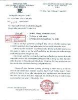 Nghị quyết đại hội cổ đông ngày 14-1-2011 - Công ty Cổ phần Hợp tác kinh tế và Xuất nhập khẩu SAVIMEX