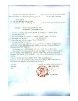 Báo cáo tài chính hợp nhất quý 1 năm 2015 - Công ty Cổ phần Sách và Thiết bị trường học Tp. Hồ Chí Minh