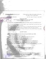 Nghị quyết Đại hội cổ đông thường niên năm 2009 - Công ty Cổ phần Sông Đà 6.06