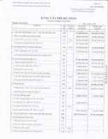 Báo cáo tài chính quý 4 năm 2010 - Công ty Cổ phần Kết cấu Kim loại và Lắp máy Dầu khí