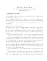 Báo cáo thường niên năm 2007 - Công ty Cổ phần Xi măng Sông Đà