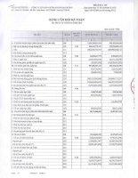 Báo cáo tài chính quý 2 năm 2014 - Công ty Cổ phần Chứng khoán Đại Dương