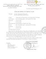 Nghị quyết Hội đồng Quản trị - Tổng Công ty Cổ phần Dịch vụ Kỹ thuật Dầu khí Việt Nam