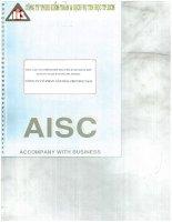 Báo cáo tài chính hợp nhất quý 2 năm 2012 (đã soát xét) - Công ty Cổ phần Văn hóa Phương Nam