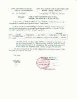 Báo cáo tài chính quý 2 năm 2011 - Công ty cổ phần Chứng khoán Phương Đông