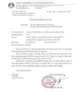 Nghị quyết Đại hội cổ đông thường niên - Công ty Cổ phần Đầu tư và Xây dựng Bưu điện