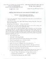 Nghị quyết Hội đồng Quản trị ngày 20-05-2011 - Công ty Cổ phần Kinh doanh Dịch vụ cao cấp Dầu khí Việt Nam