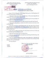 Nghị quyết Hội đồng Quản trị ngày 05-01-2010 - Công ty Cổ phần Vận tải Xăng dầu VITACO