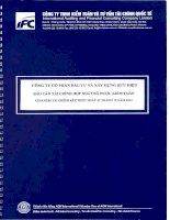 Báo cáo tài chính hợp nhất năm 2014 (đã kiểm toán) - Công ty Cổ phần Đầu tư và Xây dựng Bưu điện