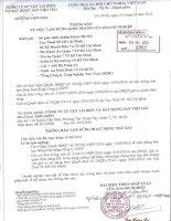 Nghị quyết Hội đồng Quản trị - Công ty cổ phần Vận tải biển và Bất động sản Việt Hải