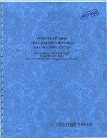 Báo cáo tài chính hợp nhất năm 2009 (đã kiểm toán) - Công ty Cổ phần Thủy hải sản Việt Nhật
