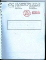 Báo cáo tài chính năm 2008 (đã kiểm toán) - Công ty cổ phần Phát triển Bất động sản Phát Đạt