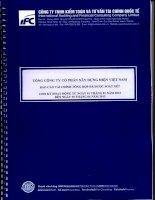 Báo cáo tài chính hợp nhất quý 2 năm 2013 (đã soát xét) - Tổng công ty Cổ phần Xây dựng điện Việt Nam