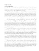 KINH NGHIỆM DẠY HỌC TÍCH HỢP KIẾN THỨC LIÊN MÔN TRONG KHI DẠY HỌC MỘT SỐ CHUYÊN ĐỀ CỦA CHƯƠNG TRÌNH HÓA HỌC LỚP 11 CƠ BẢN