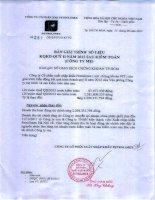 Báo cáo tài chính hợp nhất quý 2 năm 2012 - Công ty Cổ phần Xuất nhập khẩu Petrolimex