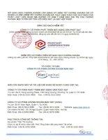 Bản cáo bạch - Công ty cổ phần Phát triển Bất động sản Phát Đạt