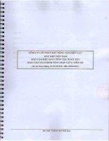 Báo cáo tài chính công ty mẹ quý 2 năm 2011 (đã soát xét) - Công ty cổ phần Địa ốc Dầu khí