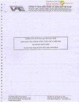 Báo cáo tài chính công ty mẹ quý 2 năm 2012 (đã soát xét) - Công ty cổ phần Địa ốc Dầu khí
