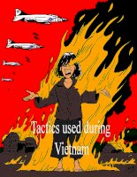 Tactics used during vietnam war