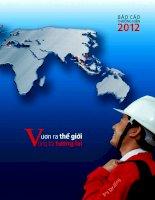 Báo cáo thường niên năm 2012 - Tổng Công ty Cổ phần Khoan và Dịch vụ Khoan Dầu khí