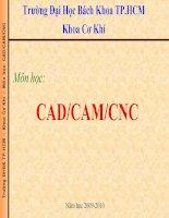 Bài Giảng Phần cứng CADCAMCNC