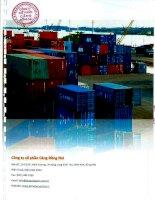 Báo cáo thường niên năm 2014 - Công ty Cổ phần Cảng Đồng Nai