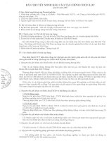 Báo cáo tài chính quý 2 năm 2007 - Tổng Công ty Cổ phần Tái bảo hiểm quốc gia Việt Nam