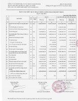 Báo cáo tài chính hợp nhất quý 2 năm 2015 - Công ty Cổ phần Đầu tư và Dịch vụ Khánh Hội