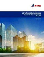 Báo cáo thường niên năm 2012 - Công ty Cổ phần Đầu tư - Kinh doanh nhà