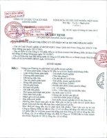 Nghị quyết Hội đồng Quản trị ngày 24-2-2010 - Công ty Cổ phần Đầu tư Kinh doanh nhà Khang Điền