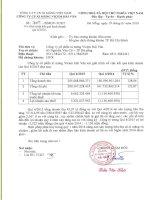 Báo cáo tài chính quý 4 năm 2015 - Công ty Cổ phần Xi măng Vicem Hải Vân