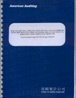 Báo cáo tài chính hợp nhất quý 2 năm 2010 (đã soát xét) - Công ty cổ phần Đầu tư Xây dựng và Khai thác Công trình Giao thông 584