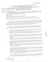 Nghị quyết đại hội cổ đông ngày 28-09-2009 - Công ty Cổ phần Thực phẩm Quốc tế