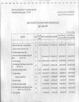 Báo cáo KQKD quý 2 năm 2010 - Công ty Cổ phần Đầu tư - Kinh doanh nhà