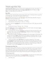 Đặc điểm và cách sử dụng thành ngữ Hán Việt trong tiếng Việt